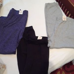 BUNDLE 3 RELAXED JOGGERS/SWEATS